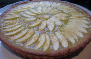 French Apple Tart by Thyme