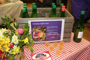 Silchester Apple Juice